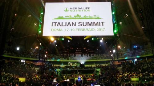 Herbalife Italian Summit